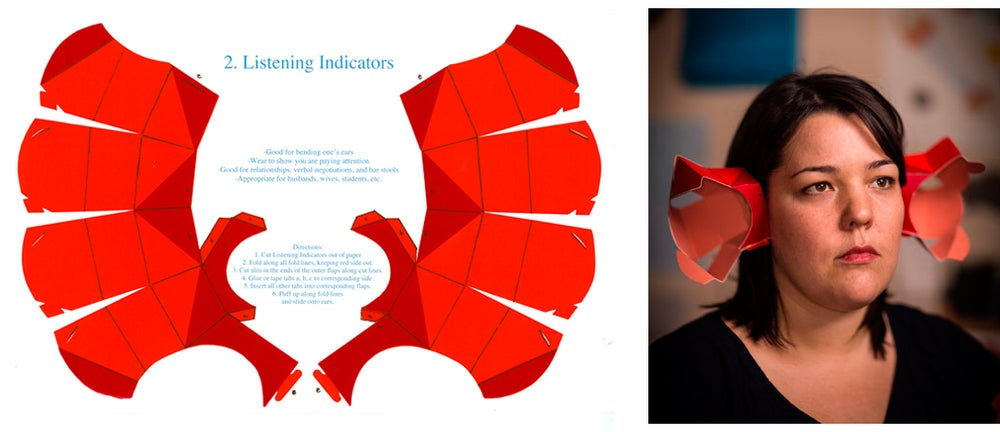 Image of Listening Indicators 2012 Original Screenprint