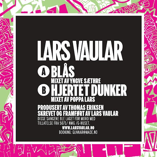 Image of Blås b/w Pumper 7""