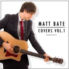 Image of Vol.1 Covers Album - Matt Bate