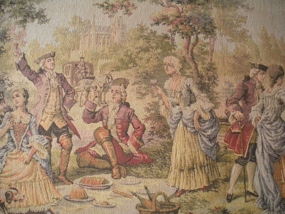 Image of Antique Tapestry