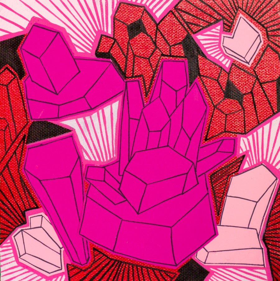 Image of Pink Crystals