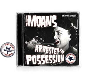 Image of the MOANS - Arrested For Possession