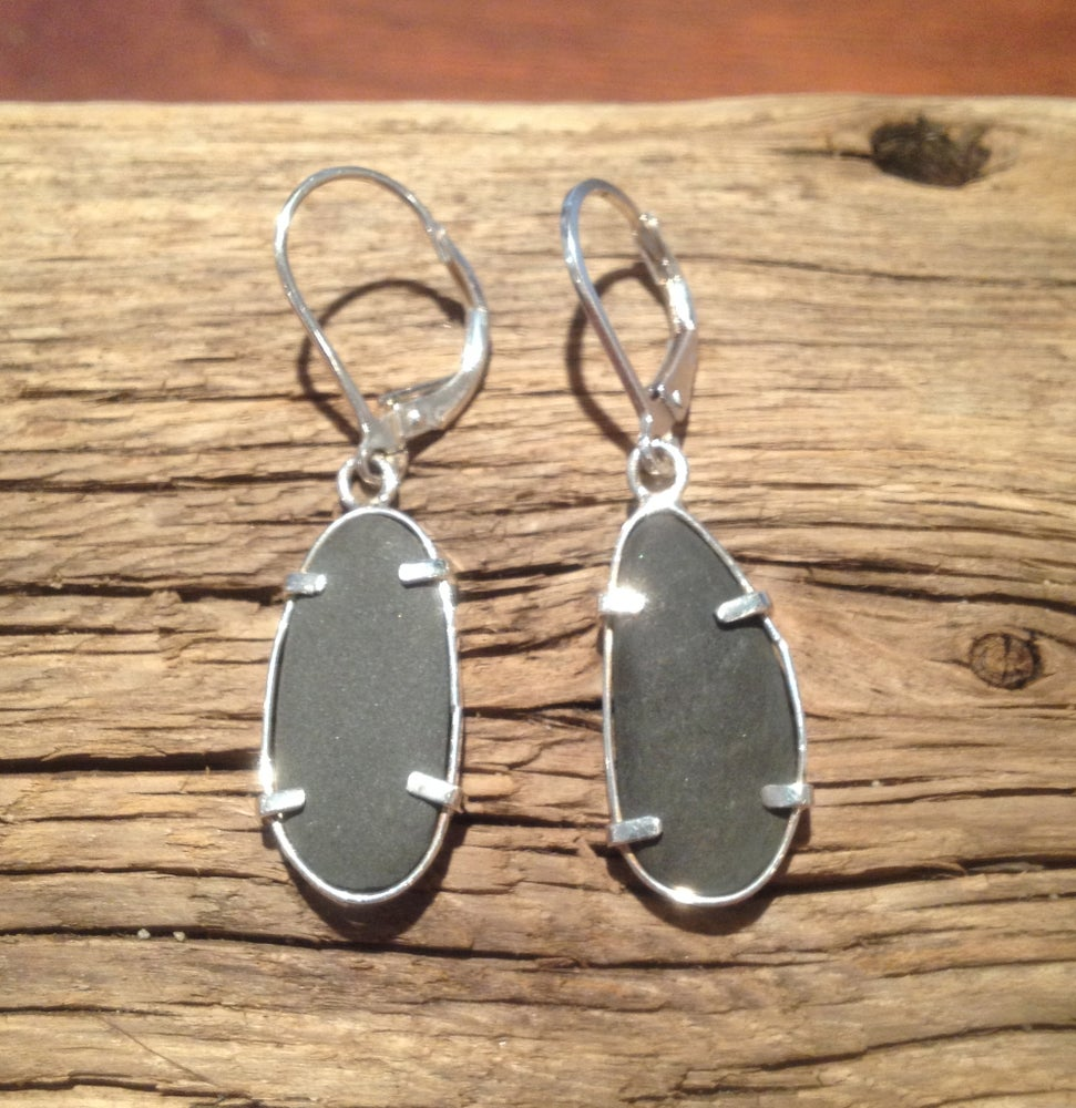 Image of Beach Rock Earrings