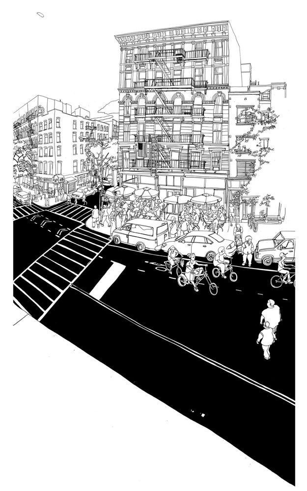 Image of Avenue C, New York