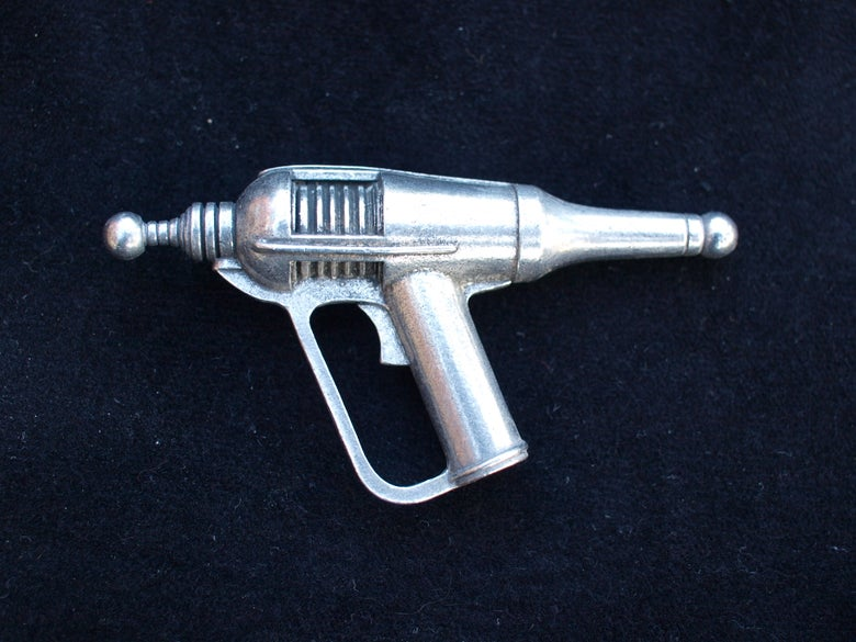 """Image of The """"METROPOLIS"""" Miniature Raygun Collection No. 1"""