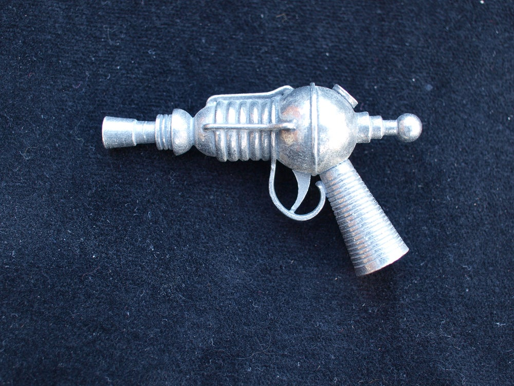 "Image of The ""LITTLE BOILER"" Miniature Raygun Collection No. 6"