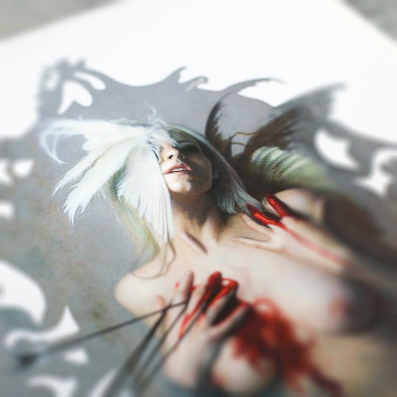 Image of 16x20 Die Wilde Jagd Ltd Print