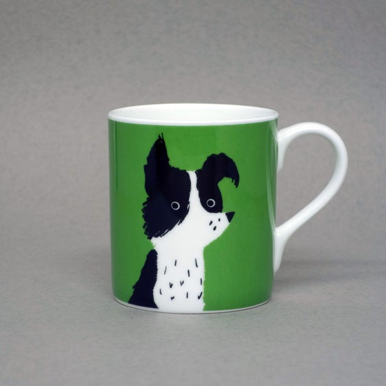 Image of Ceramic Mug | Collie
