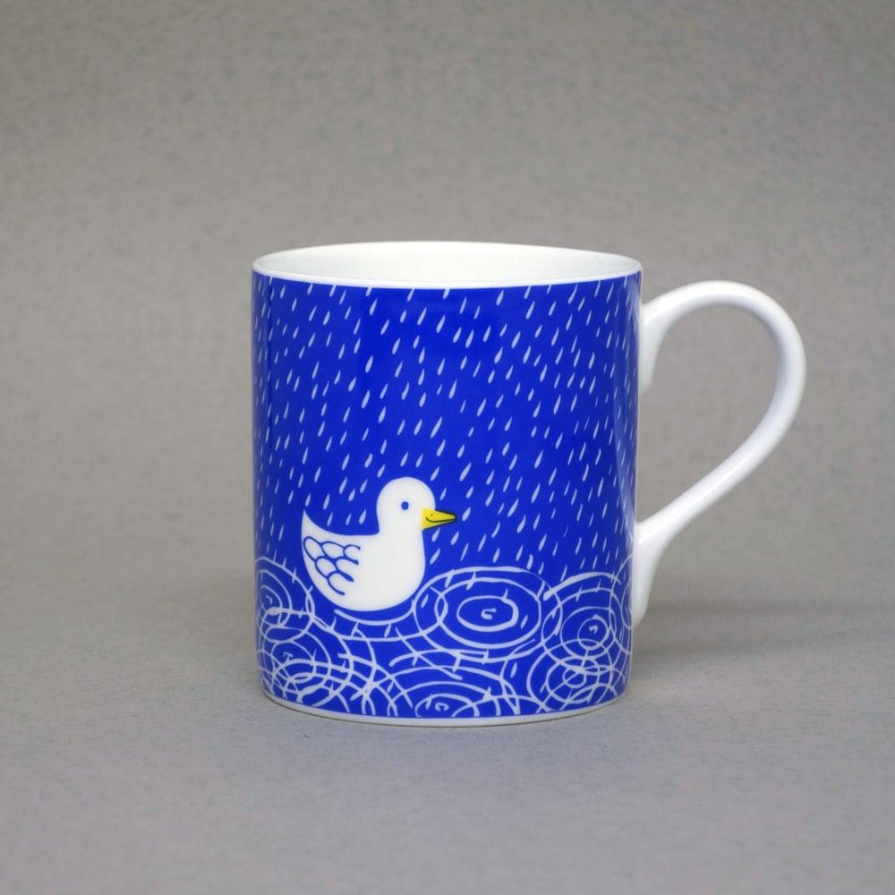 Image of Ceramic Mug | Duck Pond