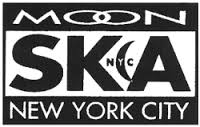 Image of Classic Moon Ska Records - Tshirt
