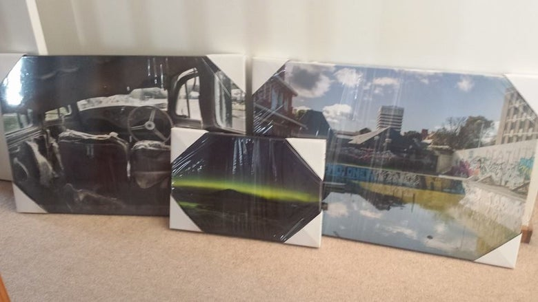 Image of Canvas prints