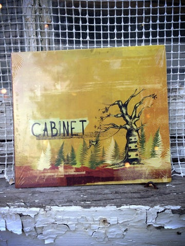 "Image of ""Cabinet"" CD"