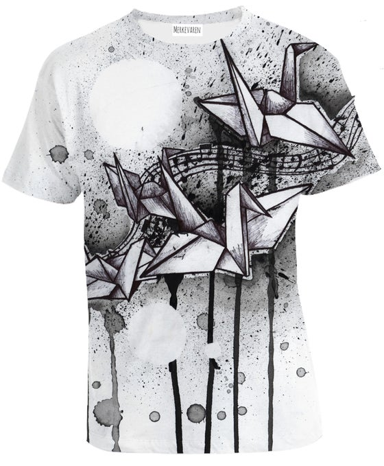 Image of ORIGAMI T-SHIRT