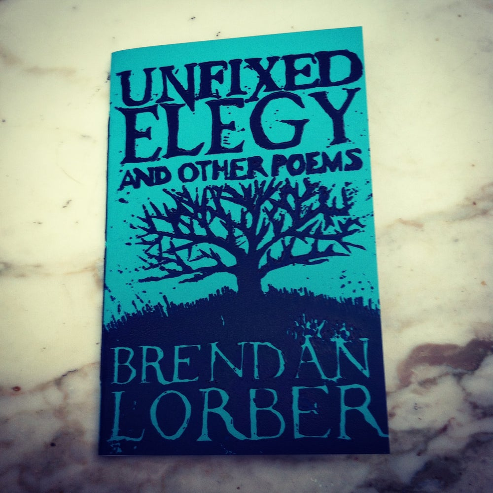 Image of Unfixed Elegy by Brendan Lorber