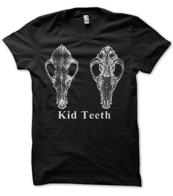 Image of Kid Teeth Coyote Skull