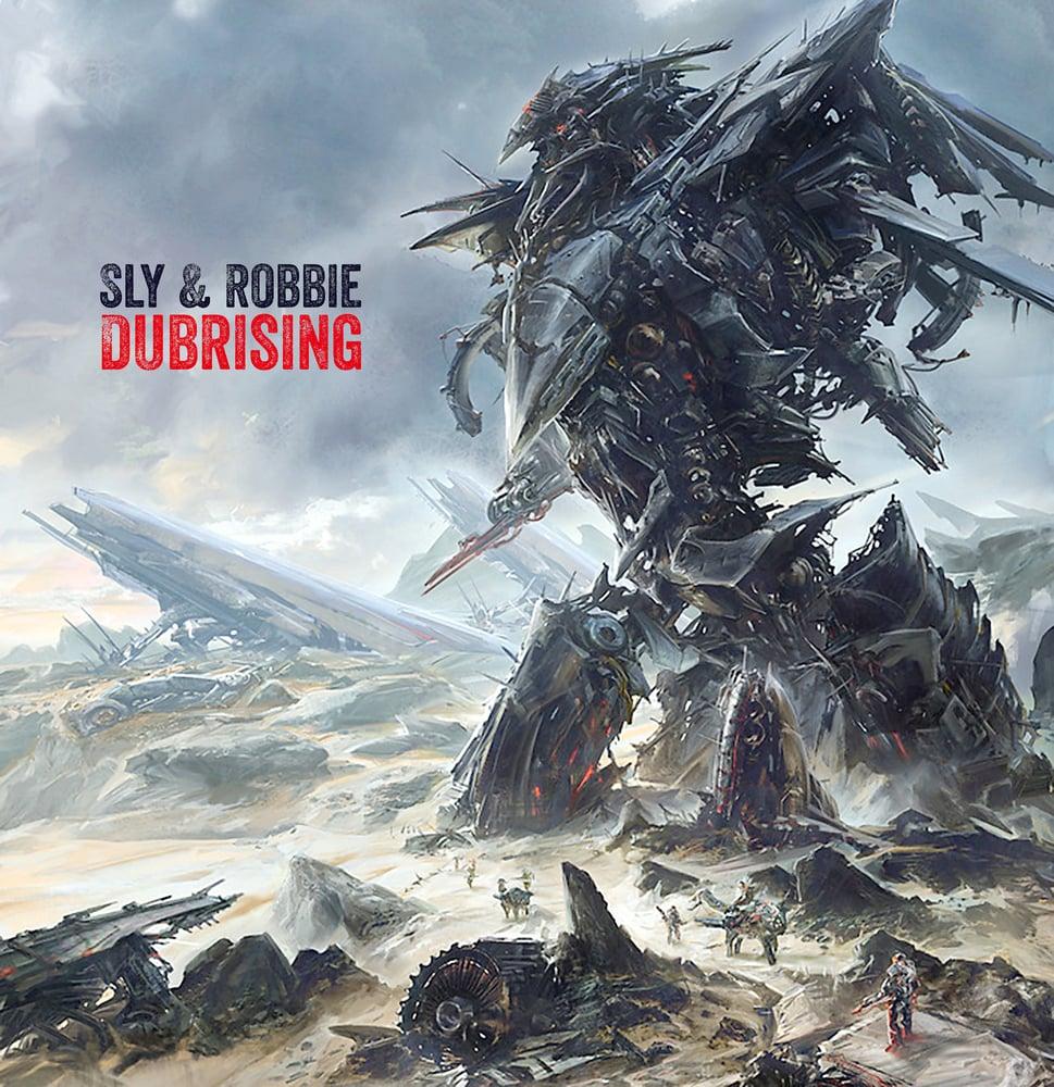 Image of Sly & Robbie - Dubrising