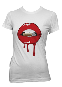 Image of Bite The Bullet Tee (Red)