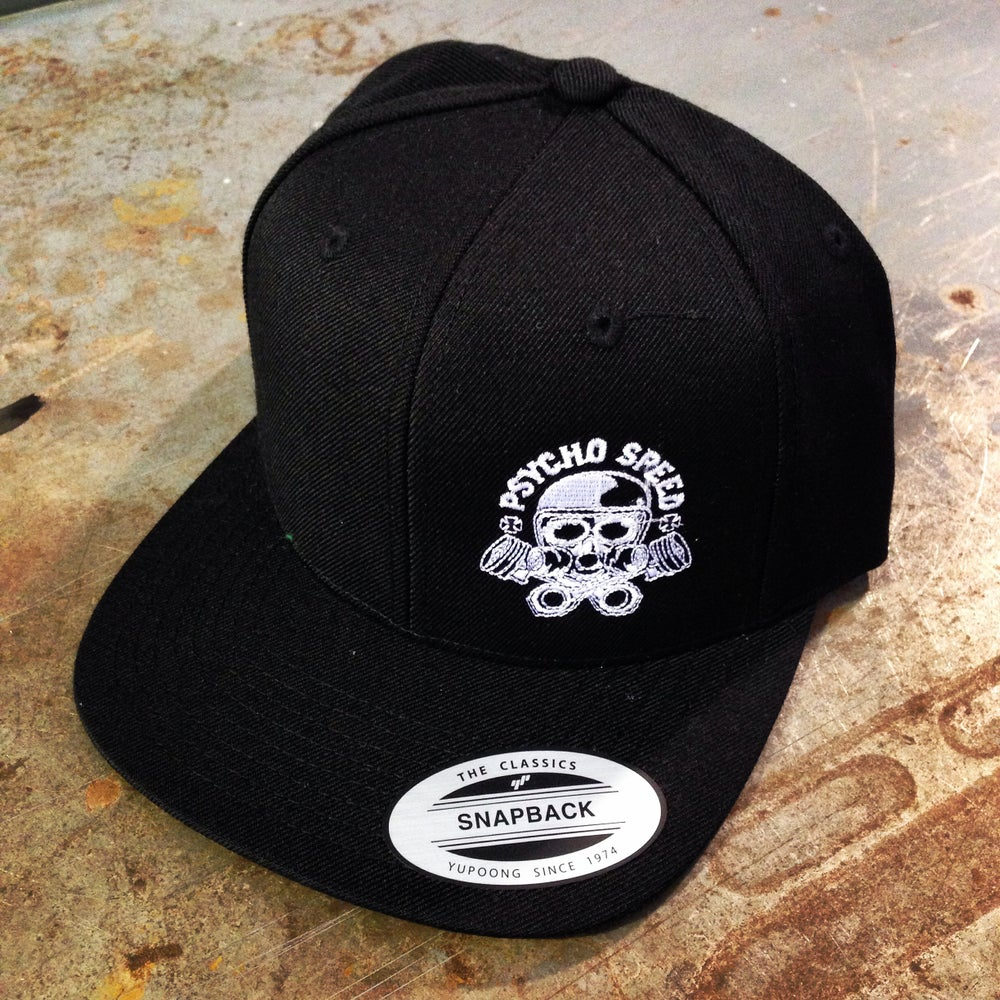 Image of Psycho Speed Icon SnapBack