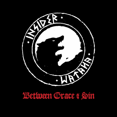 "Image of INSIDER ""Between Grace & Sin"" 7""EP"