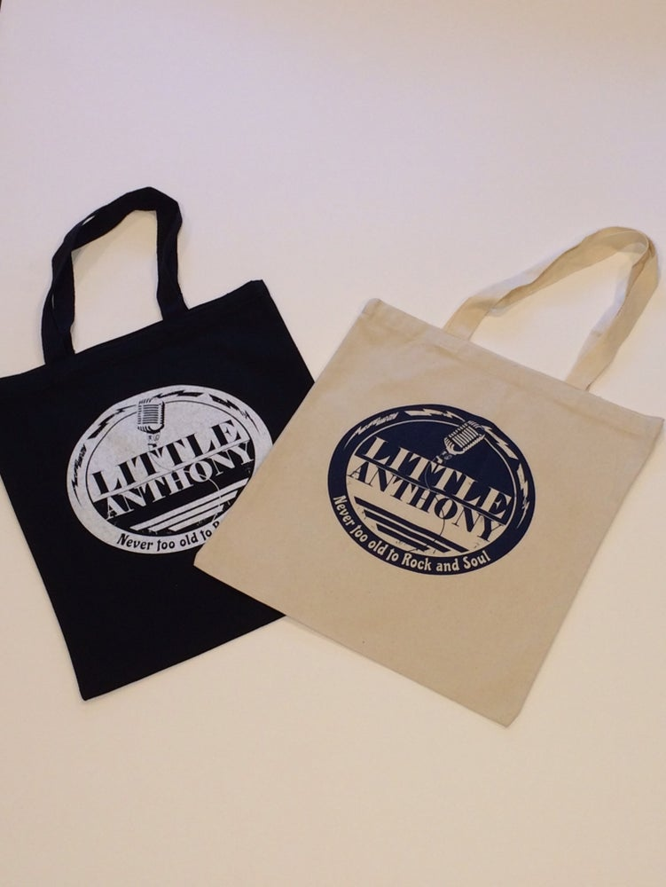 Image of Little Anthony Tote Bag
