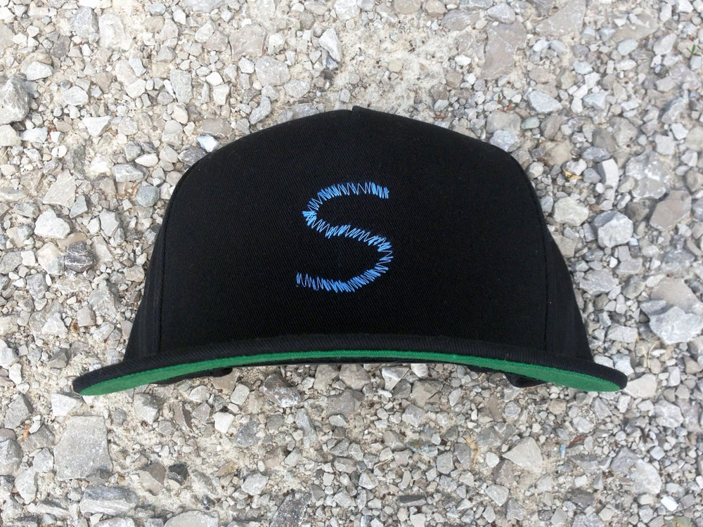 Image of Sketchy SSnapback