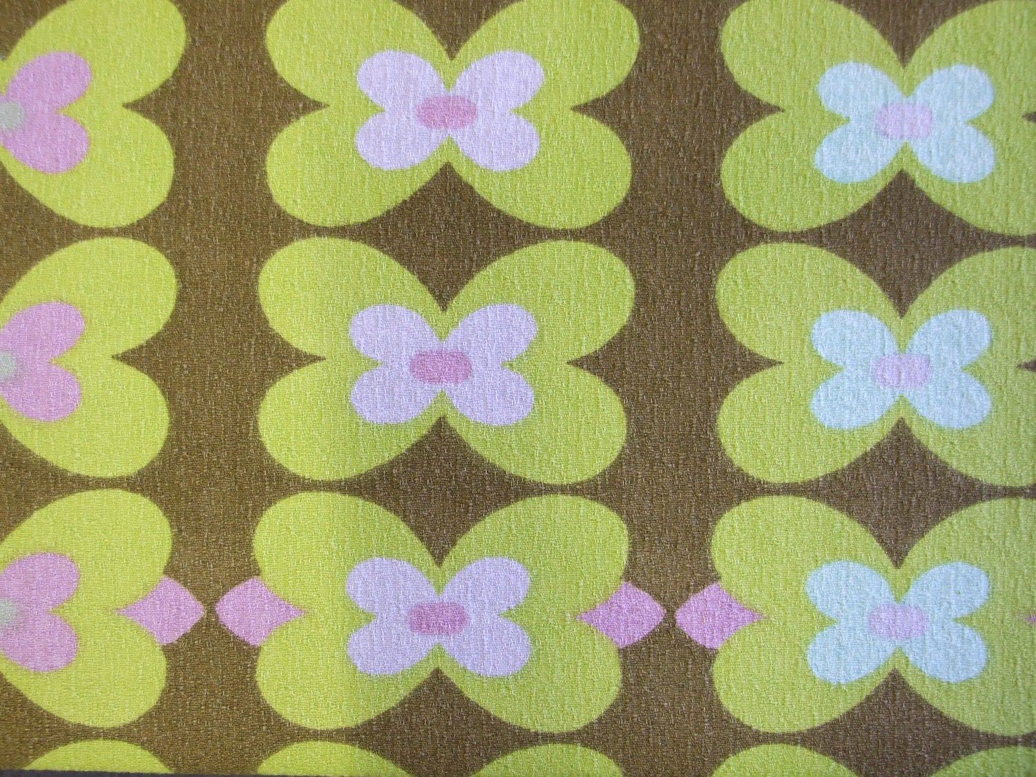 Image of Heals 'Summer Glory' vintage fabric