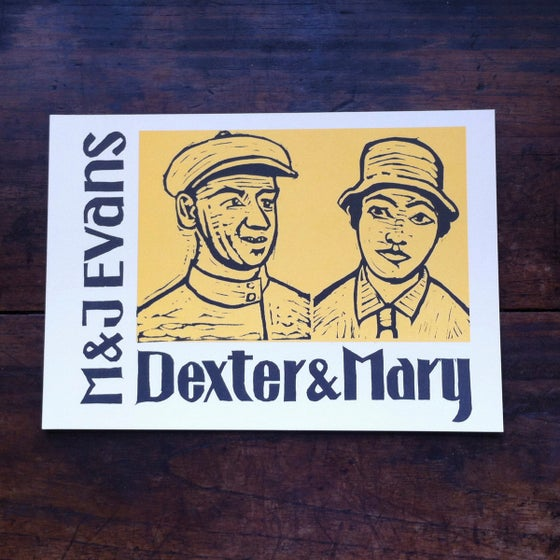 Image of Book: Dexter & Mary - The Adventures of an Ordinary Couple