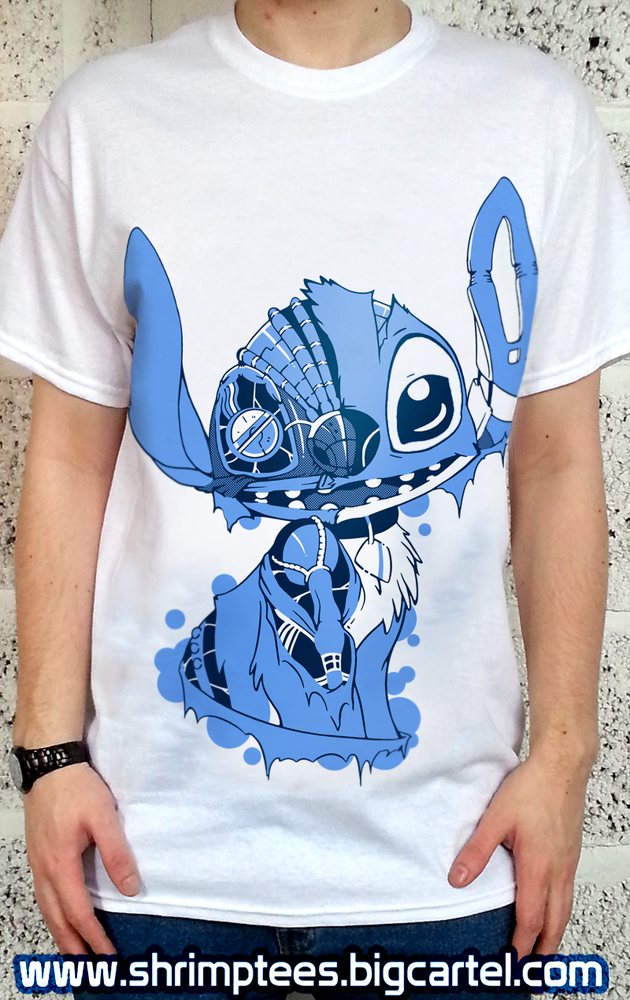 Image of PRE-ORDER NEO CYBER-CRITTER TEE