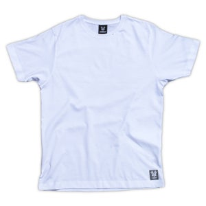 Image of 'Skull' T-Shirt - White