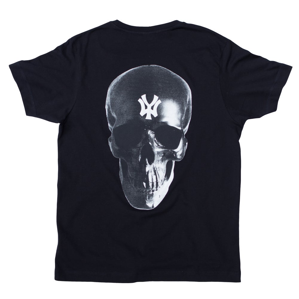 Image of 'Skull' T-Shirt - Black