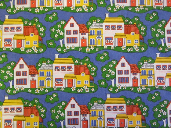 Image of Jonelle 'Daisy Walk' fabric - Fat Quarter