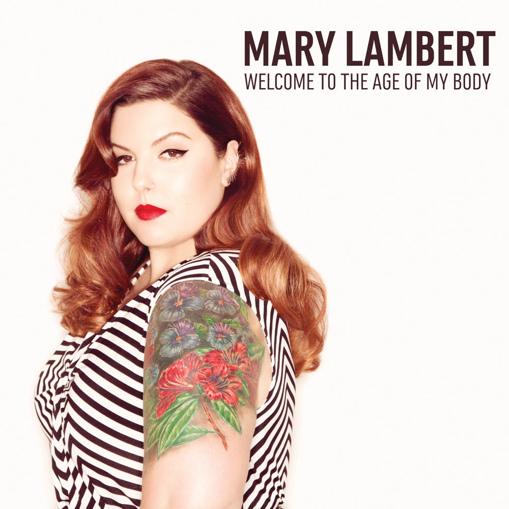 Image of Welcome to the Age of My Body CD (EP)