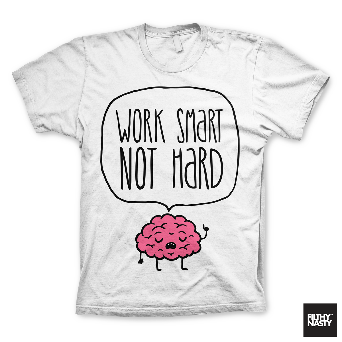 Image of Work Smart Not Hard