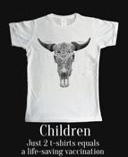 Image of Skull T-Shirt - White