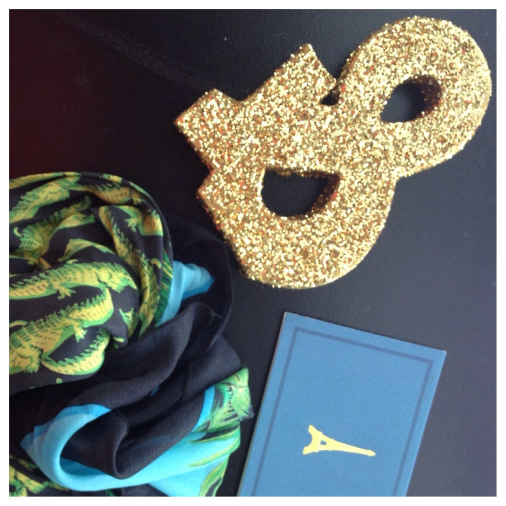 Image of Glitter Decor Letters & Ampersand