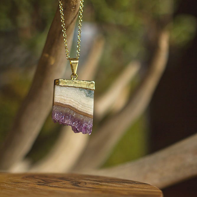 Image of Little Paint Brush necklace