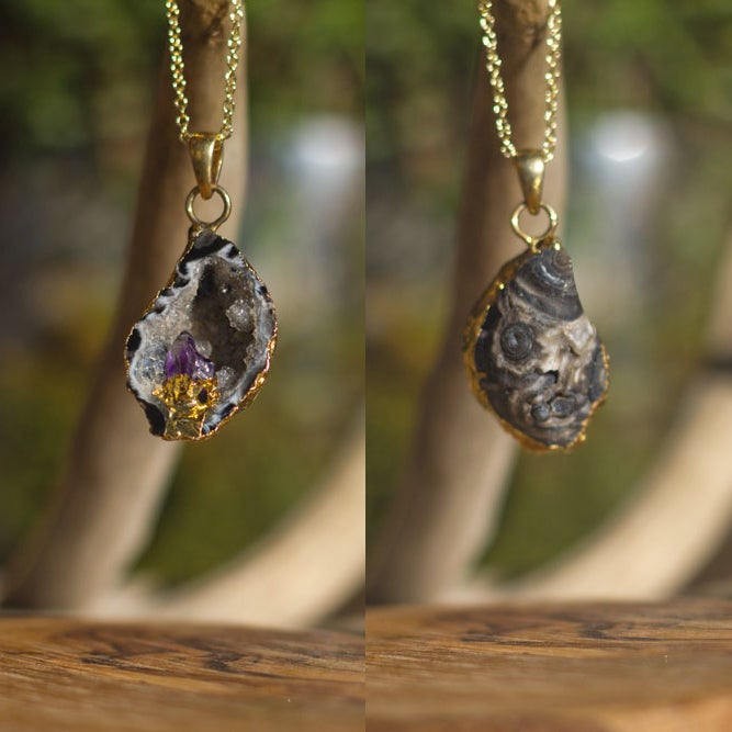 Image of Cave Dome necklace