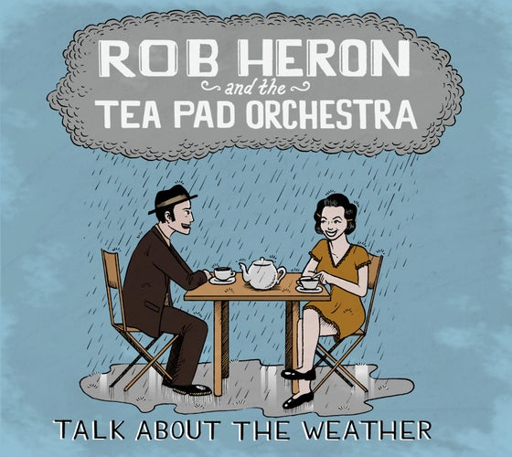 "Image of ""Talk About The Weather"" (CD)"