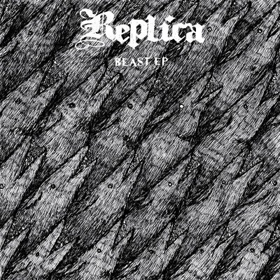 "Image of REPLICA ""BEAST EP"" 7"""
