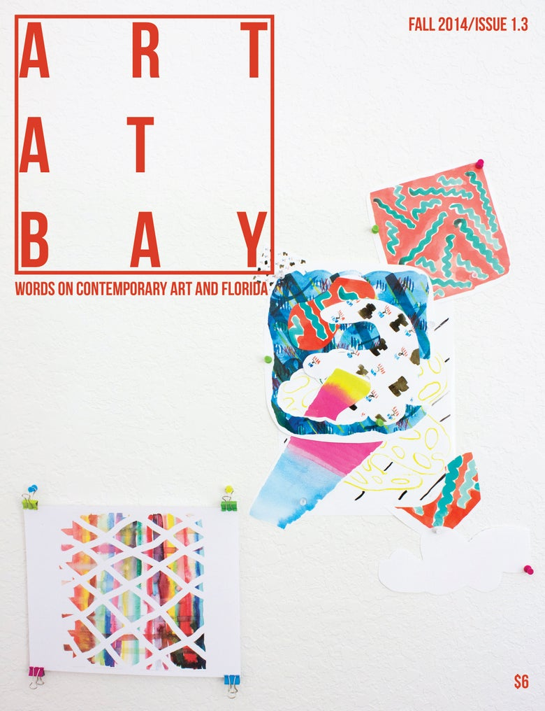 Image of ART AT BAY - Fall 2014