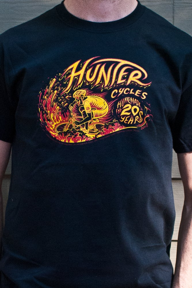 Image of Hunter 20 Year anniversary T-shirt