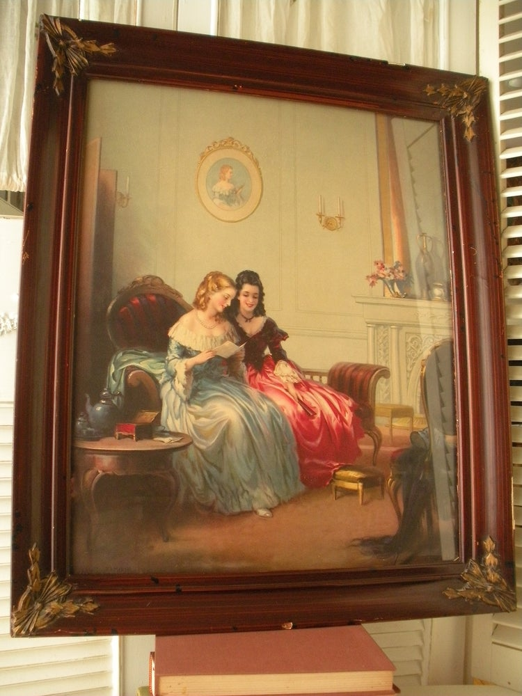 Image of Antique Vignette