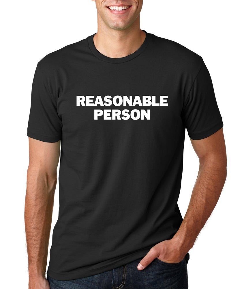 Image of Reasonable Person