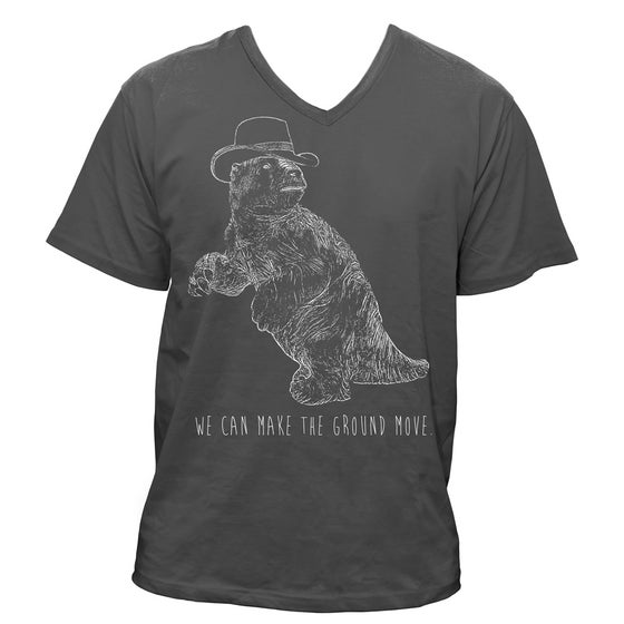 Image of Ground Sloth V-neck