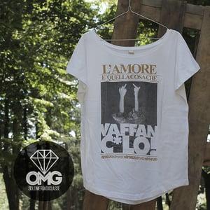 Image of L'AMORE E' QUELLA COSA CHE...VAFFANCULO STRONZO!