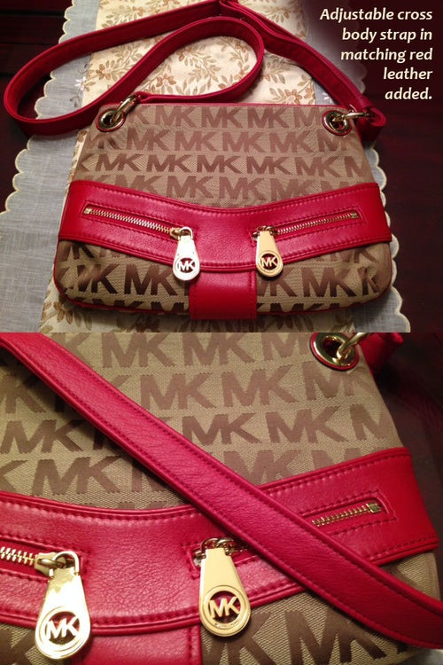 Image of Michael Kors Replacement Straps and Repair for MK Bags