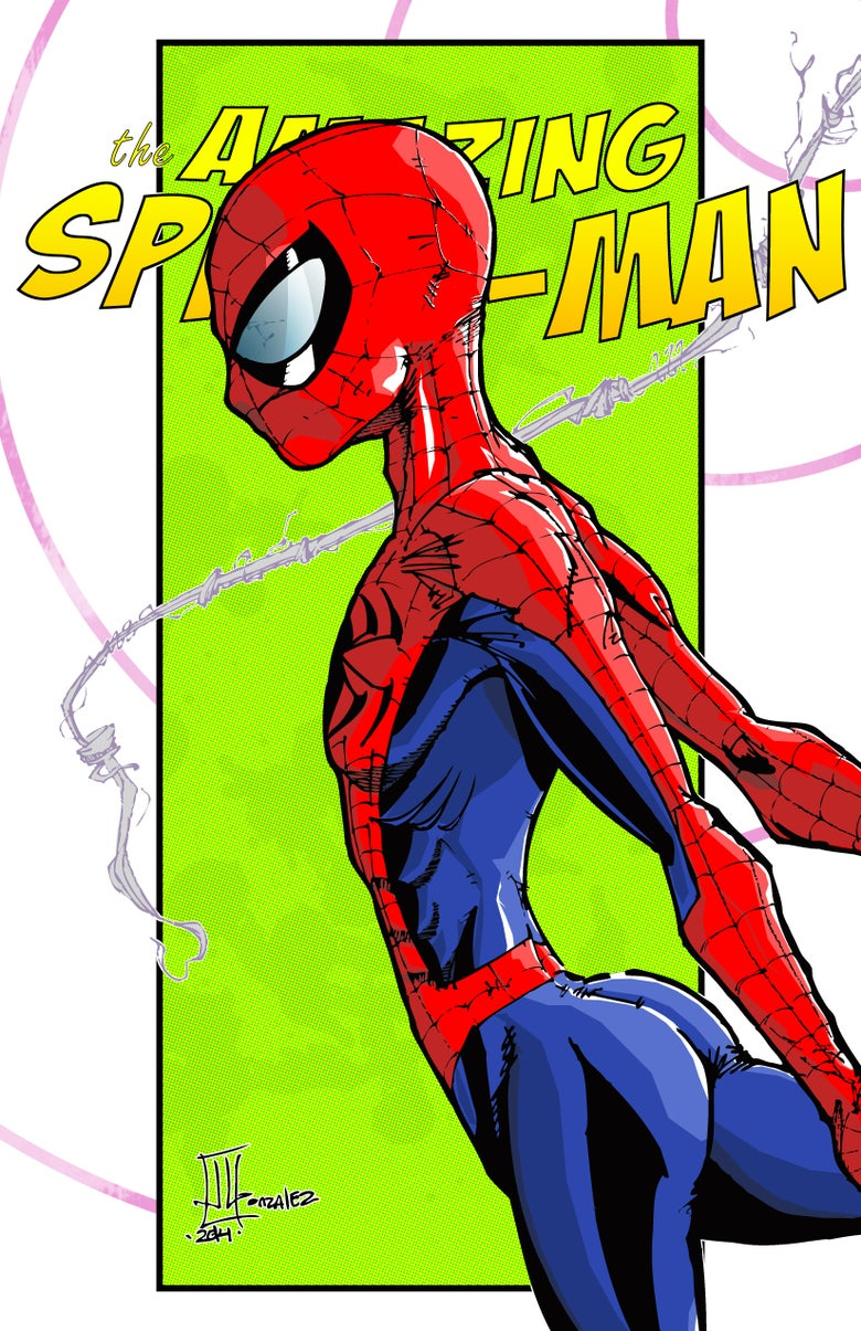 "Image of <font size=""3"">THE AMAZING SPIDER-MAN RETURNS</font><br><font color=""000000"">"