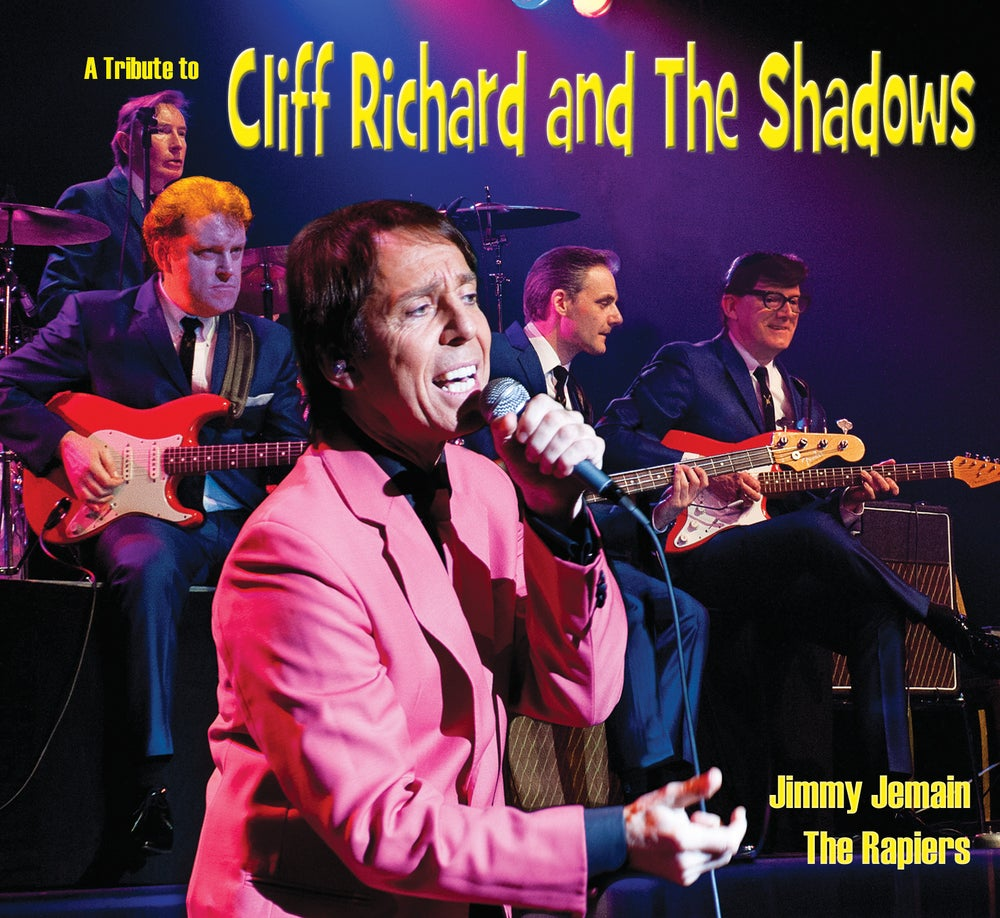 Image of A Tribute to Cliff Richard and The Shadows