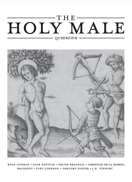 Image of Vol. 1 The Holy Male Magazine