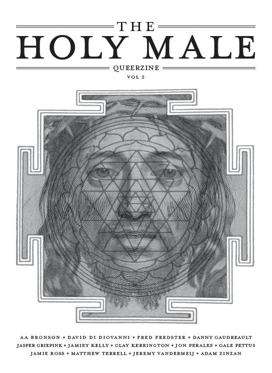 Image of Vol. 2 The Holy Male Magazine